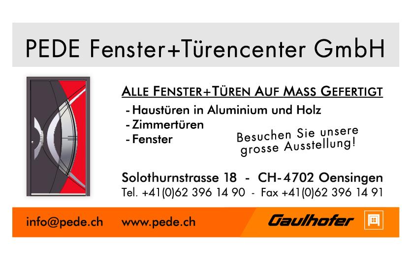 PEDE Türencenter GmbH
